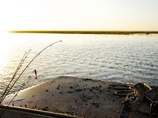 Barramundi fishing in the Northern Territory