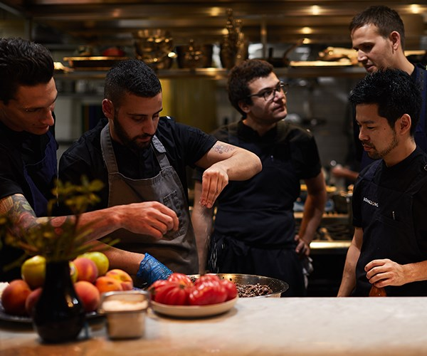 The 2017 Food for Thought dinner in Sydney