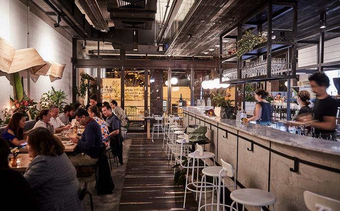 Inside Paperbark, Sydney's new plant-based restaurant