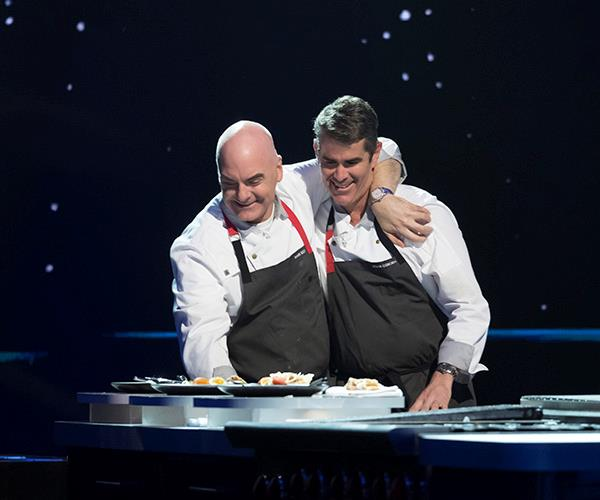 Mark Best and Shane Osborn on The Final Table, Netflix's latest food show