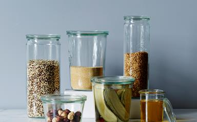 Seven shopping list staples you need to create a vegetarian pantry