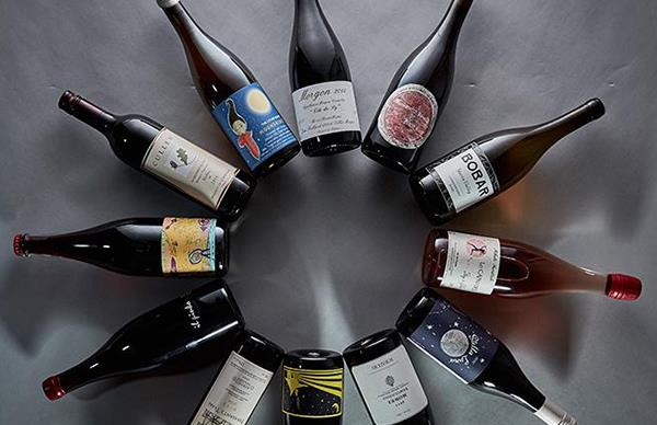 Natural wine to be enjoyed on your next night out