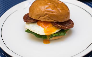 Sydney restaurant Matteo Downtown is making Italian breakfast a thing
