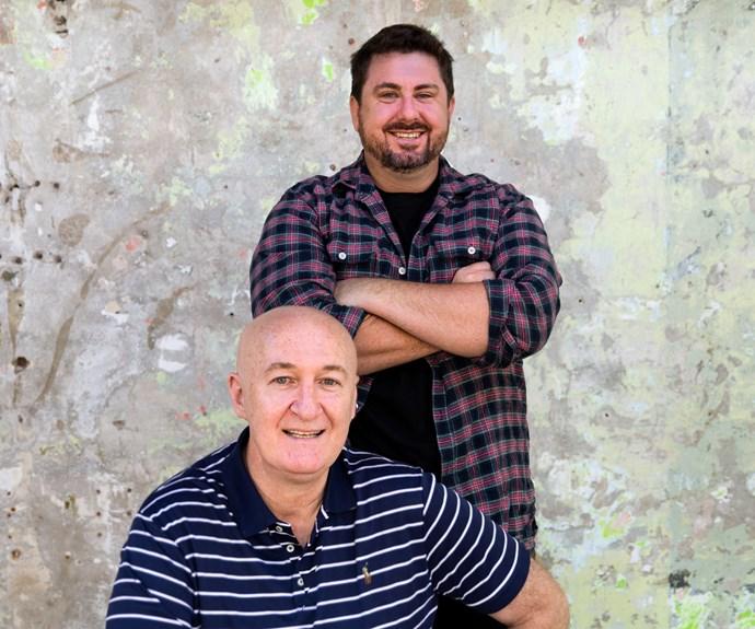 Mike Eggert and Khan Danis