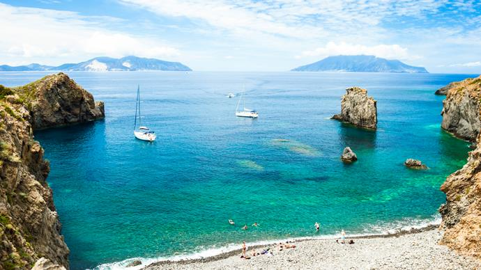 The 8 best secret islands in Italy