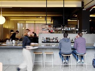 Franklin front bar