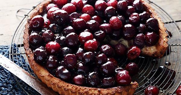 Cherry recipes | Gourmet Traveller