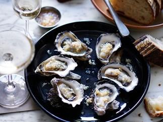 Oyster dressings