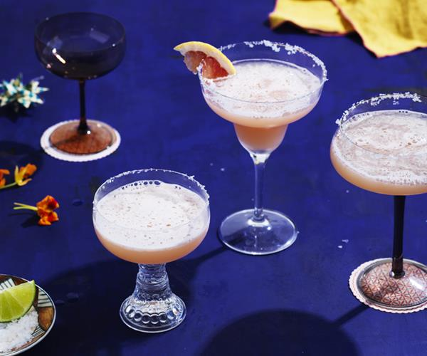 "**[Pink Margarita](https://www.gourmettraveller.com.au/recipes/browse-all/pink-margarita-16805|target=""_blank"")**"