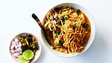 Anatomy of a dish: khao soi