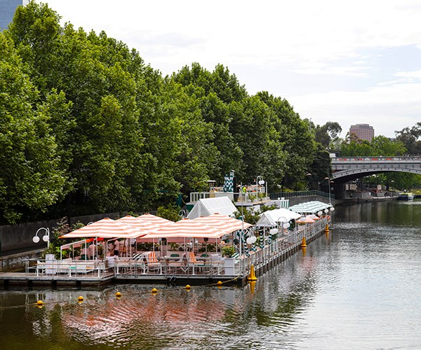 Arbory Afloat on the Yarra River