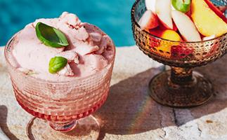 It's always a good time for ice-cream (or sorbet, or gelato)