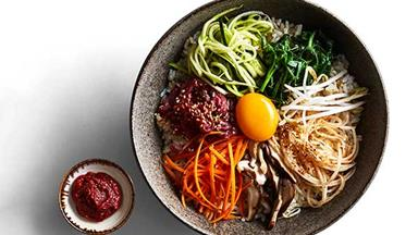 Anatomy of a dish: bibimbap
