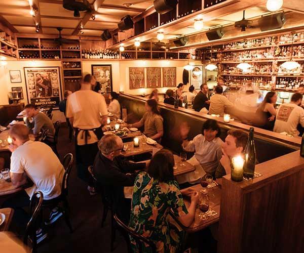 Alberto's Lounge.