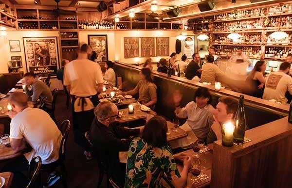 Alberto's Lounge, Sydney review