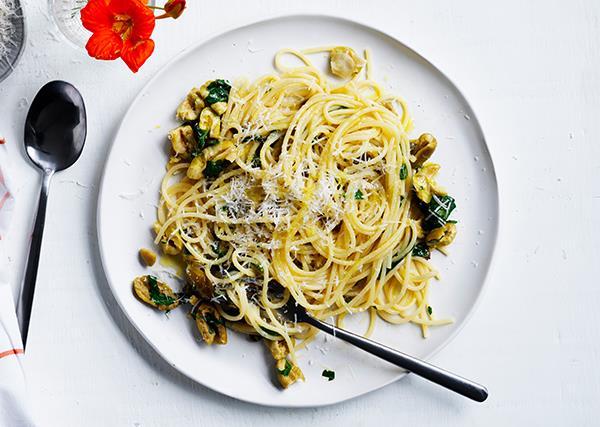 35 quick pasta recipes