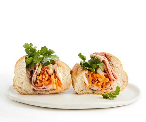 Anatomy of a dish: banh mi