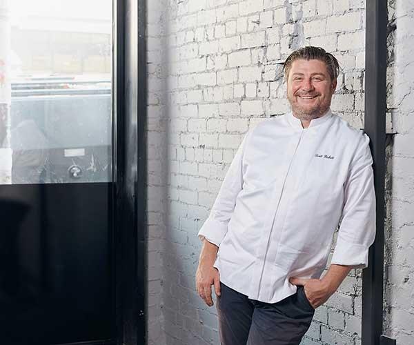 Chef Scott Pickett