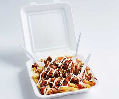 Anatomy of a dish: halal snack pack
