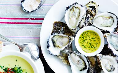 10 ways to dress oysters