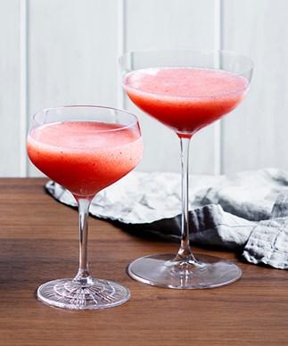 Strawberry Sgroppino