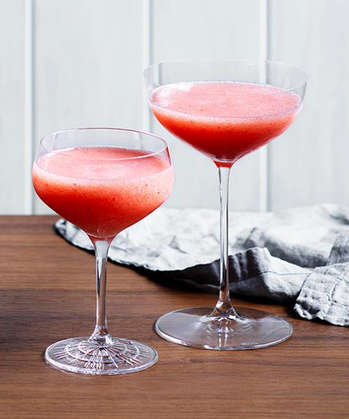 "**[Strawberry Sgroppino](https://www.gourmettraveller.com.au/recipes/chefs-recipes/strawberry-sgroppino-cocktail-17021|target=""_blank"")**"