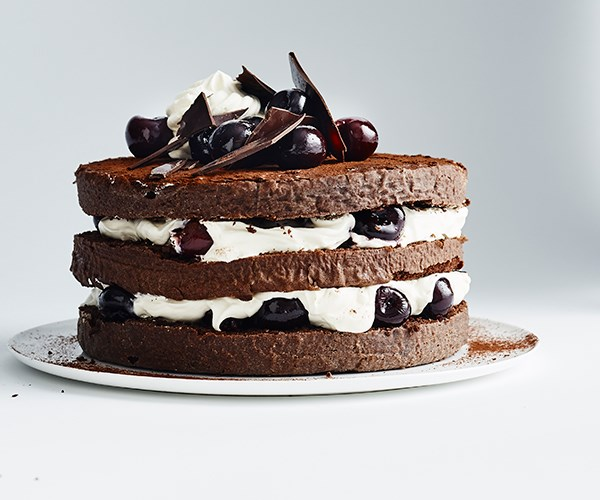 What's in a Black Forest cake?
