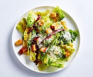 Anatomy of a dish: Caesar salad