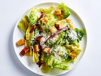 Anatomy of a dish: Caesar salad