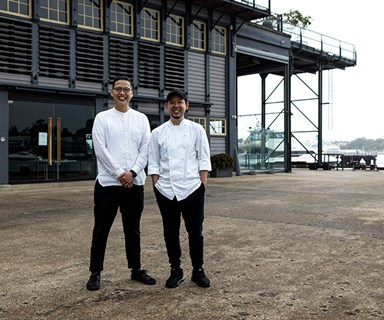 Sokyo and Lee Ho Fook chefs to collaborate on a new Japanese-Chinese restaurant
