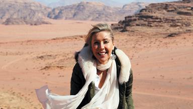 Catriona Rowntree: how I travel