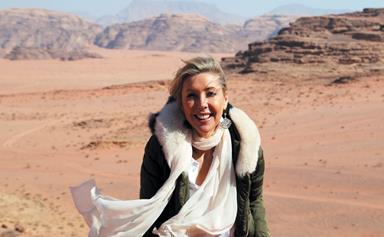Catriona Rowntree: how I travel