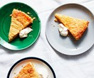 The Agrarian Kitchen Eatery's Meyer lemon shaker pie