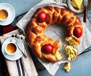 Orthodox Greek Easter recipes