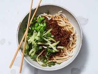 Anatomy of a dish: zhajiang mian