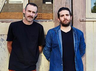 Ételek's Marc Dempsey and Adam Wolfers