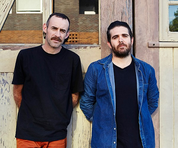 Ételek's Marc Dempsey and Adam Wolfers