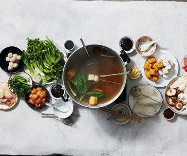 Anatomy of a dish: hotpot