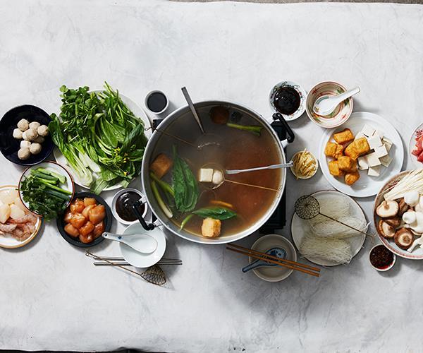 Hotpot ingredients