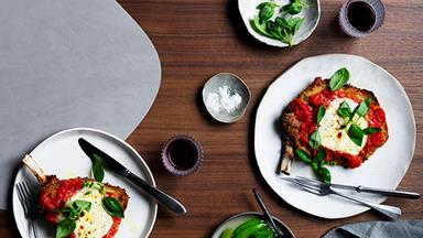 Red-sauce district: Italian-American classics by Melbourne's Capitano