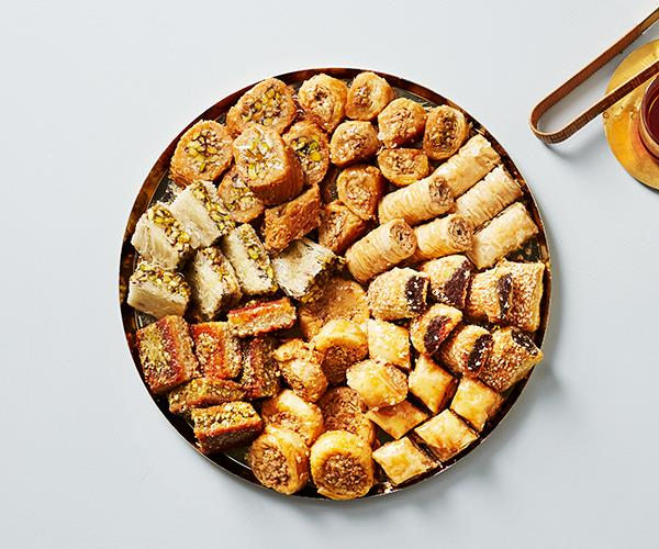 "Know your baklawa from your basma with our [guide to Middle Eastern sweets](https://www.gourmettraveller.com.au/news/food-and-culture/guide-middle-eastern-sweets-17220|target=""_blank"")."