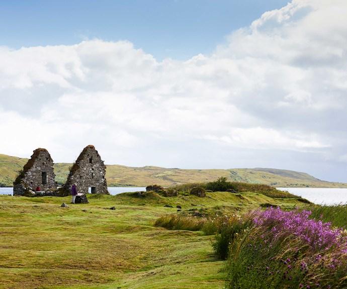 Scotland and its wild Hebridean islands