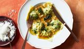No pasta? No worries. We have a cheat's recipe for these spinach and ricotta ravioli