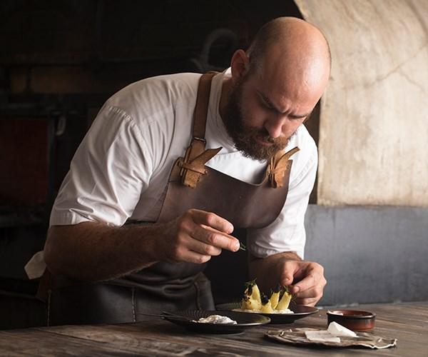 Chef Dave Pynt