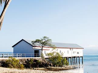 The Sugar Wharf, Port Douglas