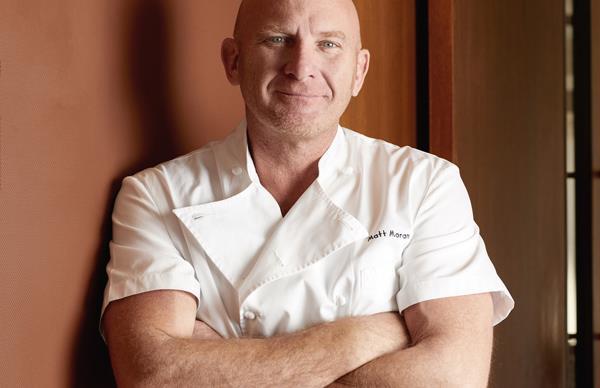 Chef Matt Moran