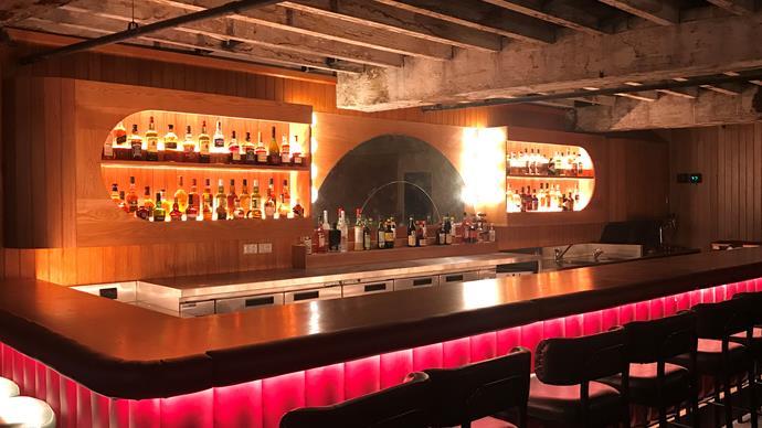 Inside Double Deuce Lounge (Photo: Supplied)