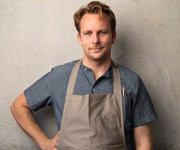 Chef Ben Devlin of Pipit