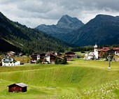 A year-round travel guide to Austria's western Alps