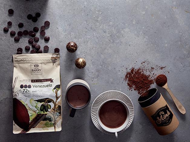 Hot chocolate essentials